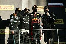 Formel 1 2020: Toskana GP - Podium