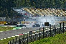 Formel 1 Live-Ticker: Reaktionen zum Mugello-Chaos