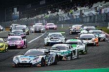 ADAC GT Masters: 33 GT3-Sportwagen versprechen viel Spannung