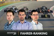 Formel 1 Fahrerranking Mugello: Ricciardo überlistet Hamilton