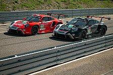 WEC, Le Mans: Porsche zeigt Designs für Langstreckenklassiker