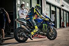MotoGP-Test: Technik-News, Ergebnis und Stürze aus Misano