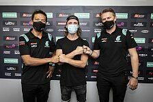 Moto3: Darryn Binder wechselt 2021 zu Petronas Sprinta Racing