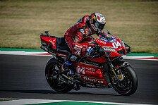 MotoGP - Andrea Dovizioso: Durchbruch bei Misano-Tests