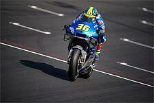 MotoGP: Die besten Bilder von den Misano-Tests 2020