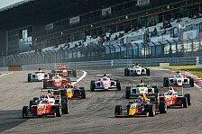 ADAC Formel 4: Schnelle Emirati fordert Jungs heraus