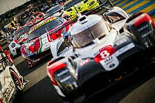 24h Le Mans 2020: Toyota-Duo führt 1. Training am Donnerstag an