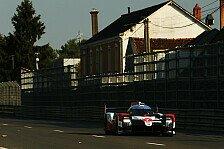 24h Le Mans 2020: Toyota verliert Top-Auto im Siegkampf
