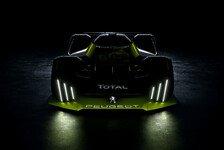 WEC: Peugeot mit Magnussen, Vergne, Di Resta und Co.