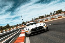 ADAC GT Masters eSports Championship auf dem Hockenheimring