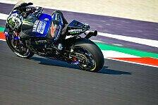 MotoGP Misano: Vinales erneut mit Rundenrekord auf Pole