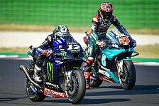MotoGP Misano: Wer konnte im Training zulegen?