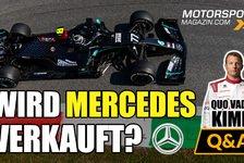 Formel 1 - Video: Formel 1, Q&A: Verkauft Mercedes sein F1-Team?