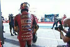 MotoGP: 'Arbeitslos' - Dovizioso verliert Wette mit Freunden