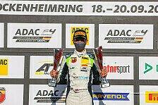ADAC Formel 4 Hockenheim: Erlösung für Bearman