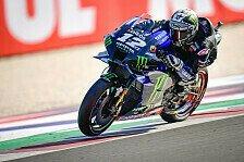 MotoGP-Drama in Misano: Vinales siegt nach Bagnaia-Crash