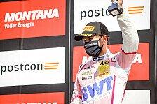 Junior-Podium für BWT Mücke Motorsport auf dem Hockenheimring