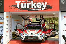 WRC Rallye Türkei 2020: Alle Fotos vom 5. WM-Rennen