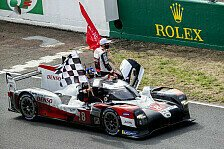 24h Le Mans 2020 - Rennen