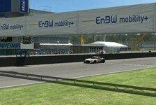 ADAC eSports: Erhan Jajovski siegt auf dem Hockenheimring