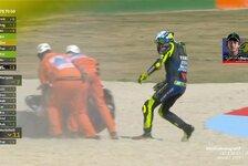 MotoGP - Valentino Rossi: Ich habe einen Fehler gemacht