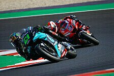MotoGP Misano I: Strecke & Statistik zum San Marino-GP