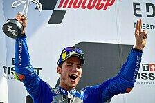 MotoGP: Joan Mir - Mann der Stunde, bald WM-Favorit?