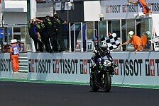 MotoGP Misano II 2020: Alle Bilder vom Rennsonntag