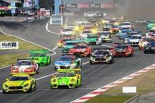 24h Nürburgring 2020 heute bei RTL-Nitro im TV