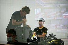 Formel 1: Renault gesteht nach Alonso-Besuch Simulator-Defizit
