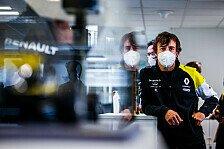 Formel 1 - Video: Fernando Alonso besucht Renault: Highlights und Q&A