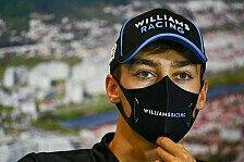 Formel 1, Russell: Perez-Lager steckt hinter Rauswurf-Gerüchten