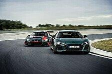 24h Nürburgring: Audi legt Sondermodell R8 green hell auf