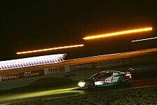 24h-Rennen Nürburgring im Dunkeln: Keine Fans - weniger Sicht