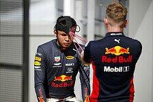 Formel 1, Marko: Albon nur noch 'Kandidat', Tsunoda bei AT fix