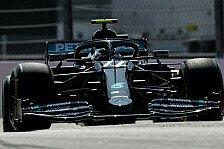 Formel 1, Sotschi 2. Training: Mercedes dominiert vor Renault