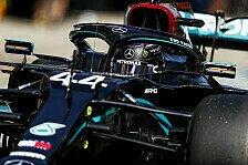 Hamilton in Sotschi abgehängt: Weltmeister mit Nachholbedarf