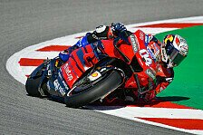 MotoGP Barcelona - FP3: Quartararo auf P1, Dovizioso muss in Q1