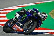 MotoGP Barcelona: Vinales führt FP4 an, Probleme für Quartararo
