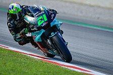 MotoGP Barcelona: Morbidelli auf Pole, Dovizioso weit zurück