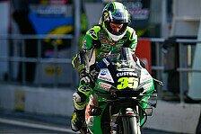 MotoGP - Cal Crutchlow: Knöchel okay, aber Arm macht Probleme