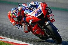MotoGP Le Mans: Jack Miller holt Tages-Bestzeit