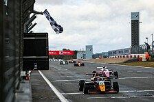 ADAC Formel 4 2020 Nürburgring: Crawford meistert Eifelwetter