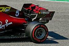 Formel 1, Ferrari verplant Entwicklungs-Token für 2021