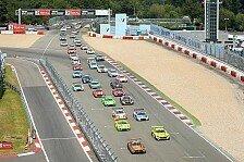 24h Nürburgring 2020: Startaufstellung zum 24-Stunden-Rennen