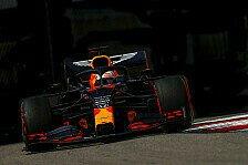 Formel 1 Sotschi: Verstappen liefert Last-Minute-Volltreffer