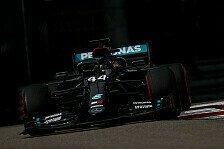 Formel 1, Sotschi-Qualifying: Hamilton auf Pole, Vettel crasht