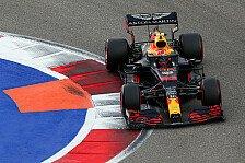 Formel 1 Russland: Alex Albon nach Qualifying-Klatsche ratlos