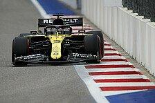 Formel 1, Russland GP: Ricciardos perfekte Runde kam zu früh