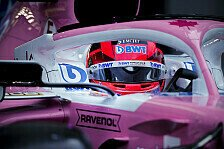Formel 1, Sotschi: Perez brilliert, Stroll frustriert
